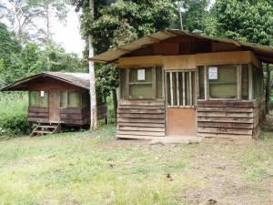 Erin camp cabins